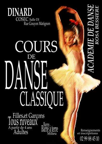 Académie de Danse Rosa Bessière
